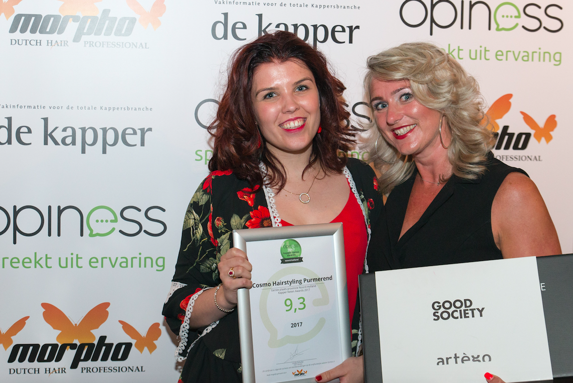 Winnaar Noord_Holland Cosmo Hairstyling