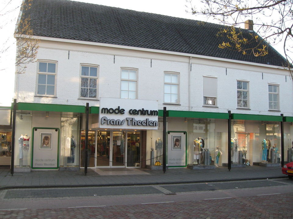 Modecentrum Frans Theelen Boxtel