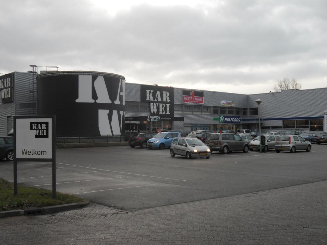 Bouwmarkt Mijdrecht