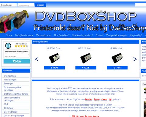 DvdBoxShop.nl