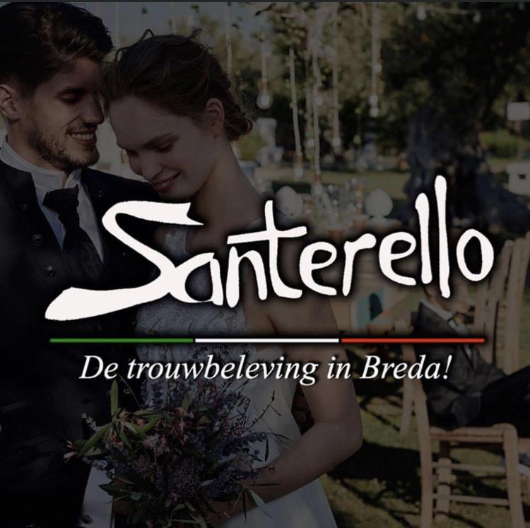 Santerello de trouwbeleving in Breda